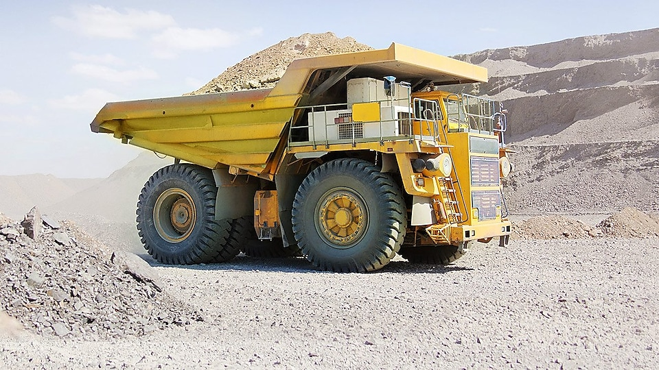 Shell Lubricants for Mining