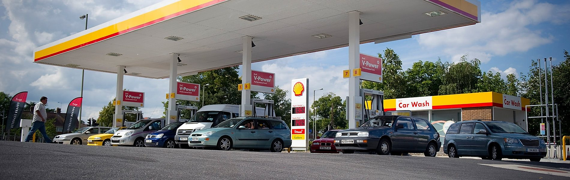 The Closest Shell Gas Station To My Location >> Shell Fuel Card Station Locator Shell United Kingdom