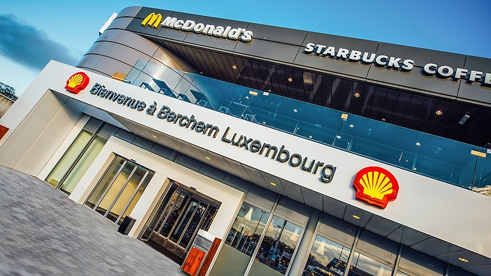 Shell Berchem