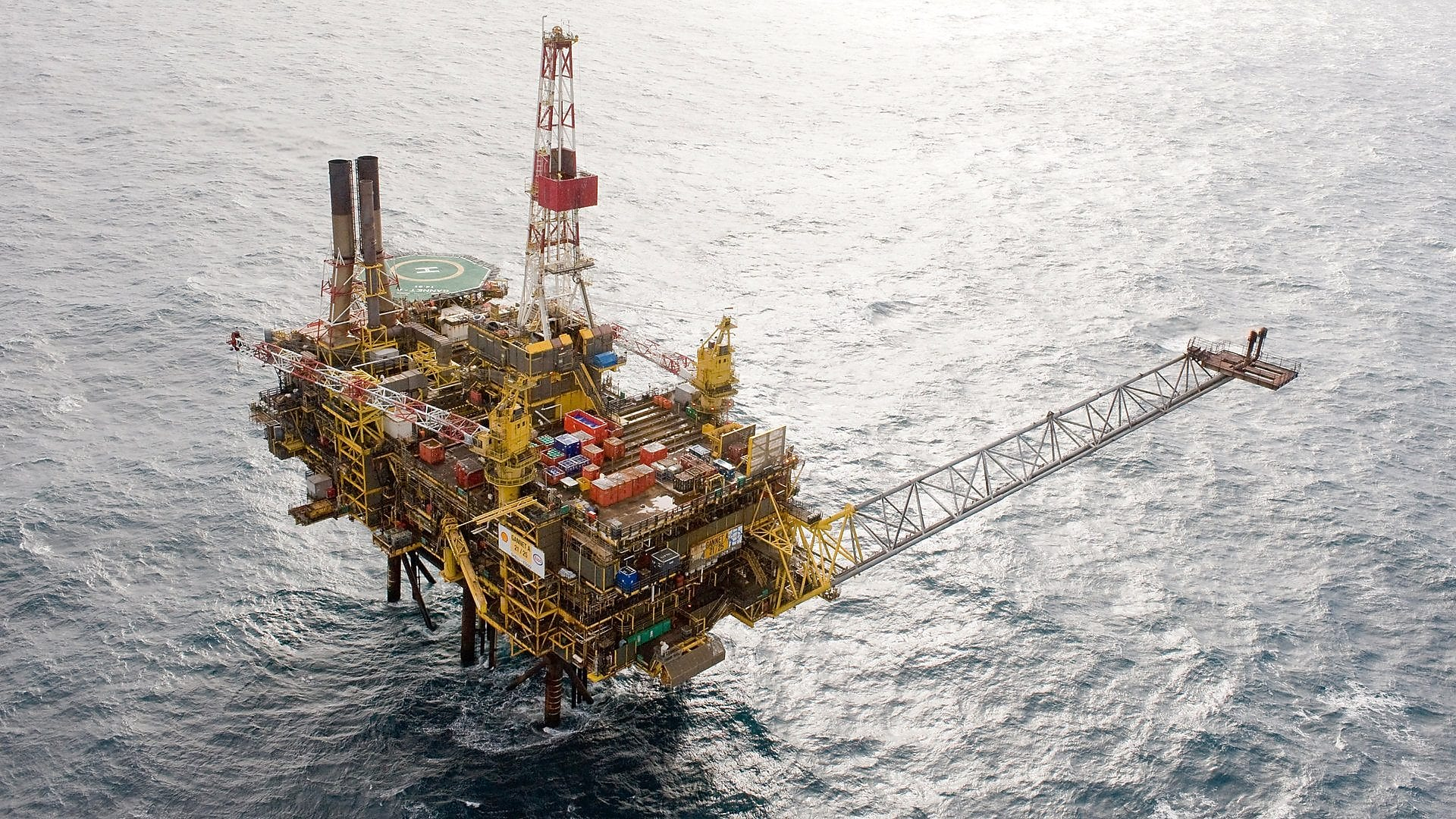 North Sea operated assets   Shell United Kingdom