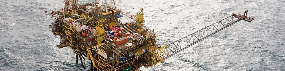 North Sea operated assets | Shell United Kingdom