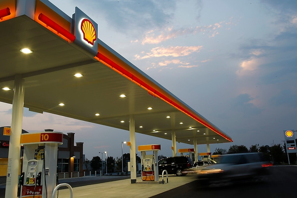 Shell Retail Site