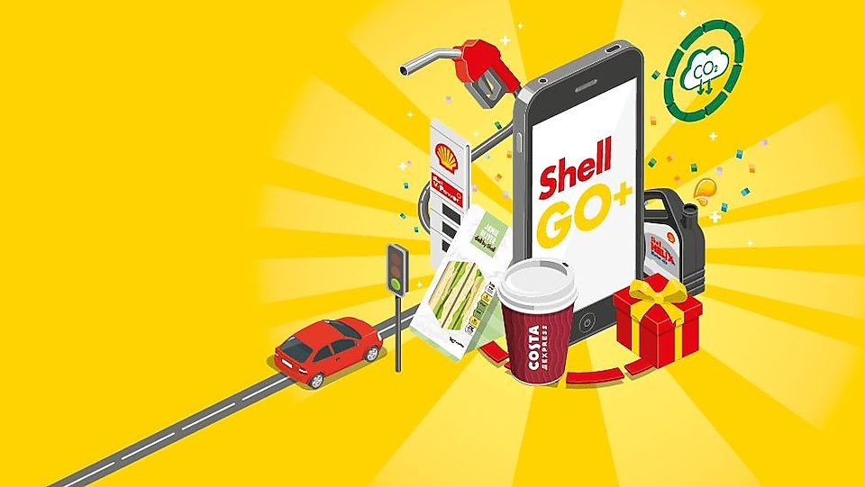 Join Shell Go+ Now