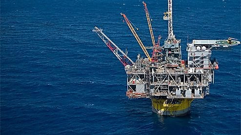 Perdido is the world's deepest offshore oil drilling and production platform