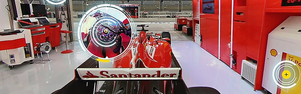 Scuderia Ferrari Uncovered