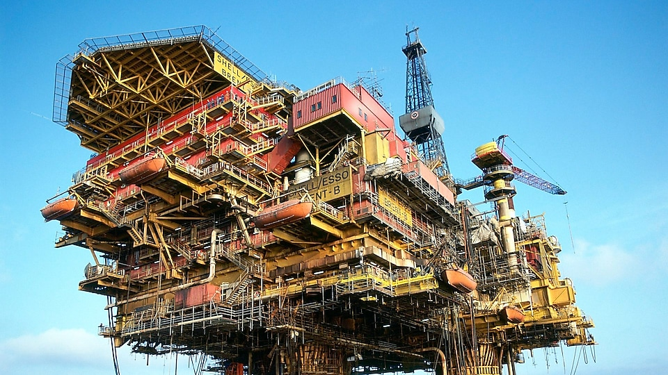 Decommissioning at Shell